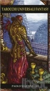 Tarocchi universali fantasy - Paolo Martinello (carte)