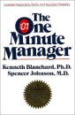 One minute manager - Spencer Johnson, Kenneth Blanchard (comunicazione)