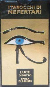 Tarocchi di Nefertari - Silvana Alasia (carte)