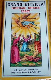 Tarocchi esoterici - Etteilla (carte)