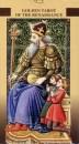 Tarocchi dorati del rinascimento - Giordano Berti, Jo Dworkin (carte)