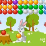 Bubble Shooter Bunny