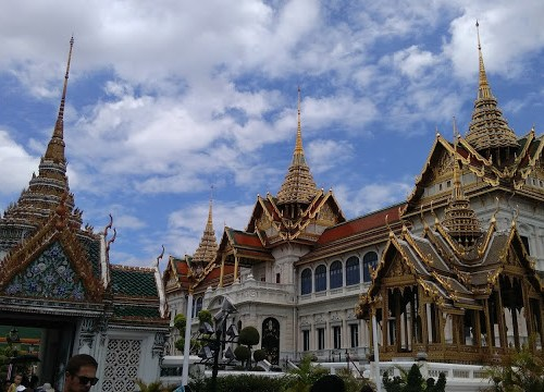 Ruta en Bangkok