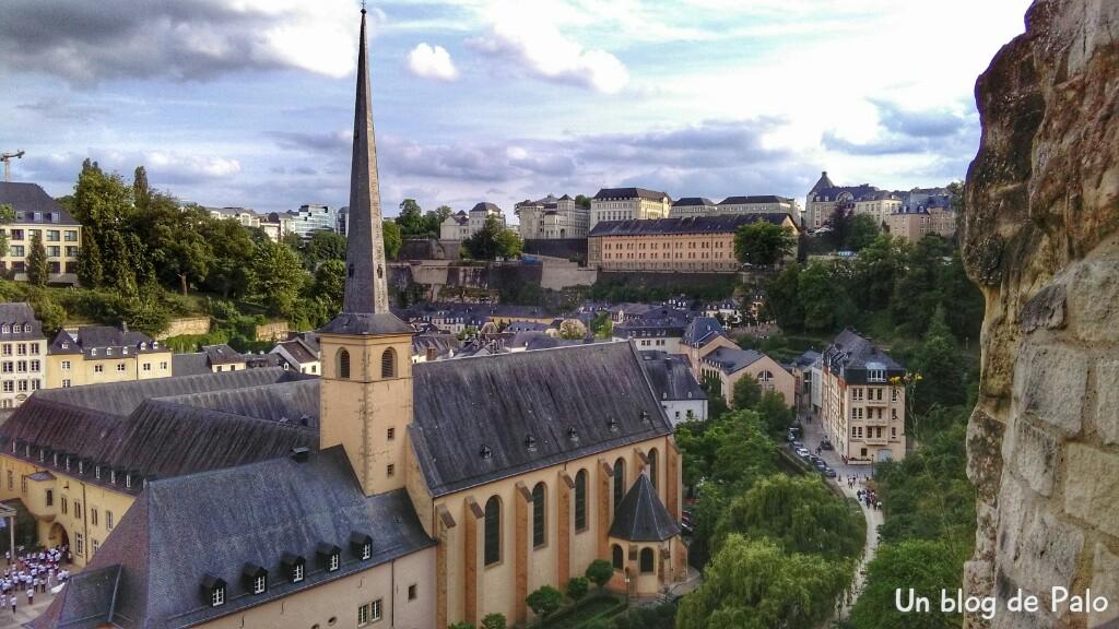 Castillos en Luxemburgo