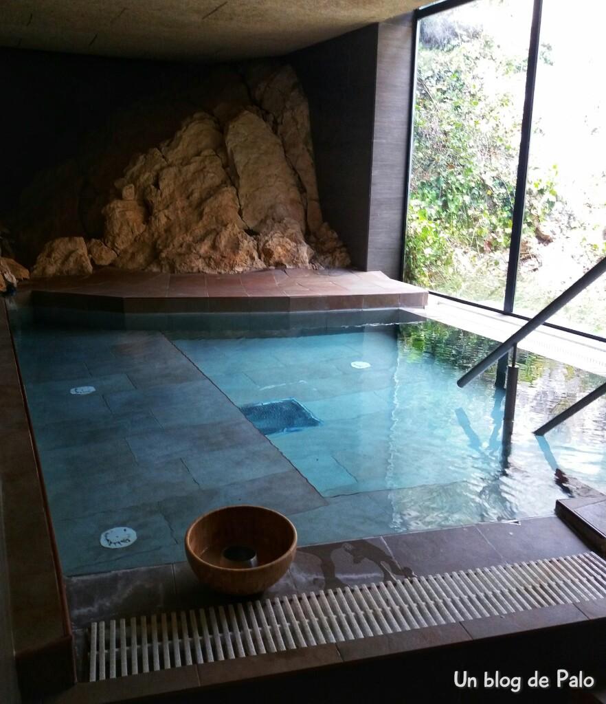 Baño japonés balneario Sicilia