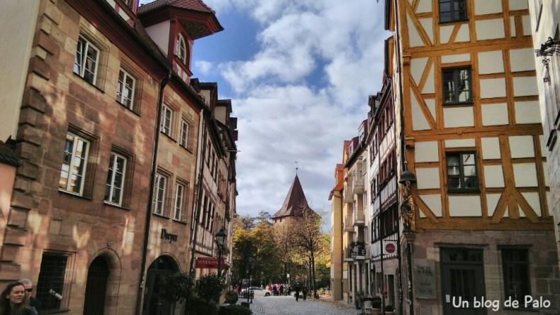 La calle más bonita de Alemania