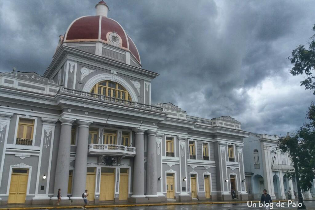 Palacio de Gobierno-Cienfuegos