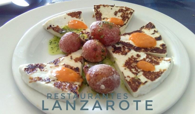 Restaurantes en Lanzarote, dónde comer