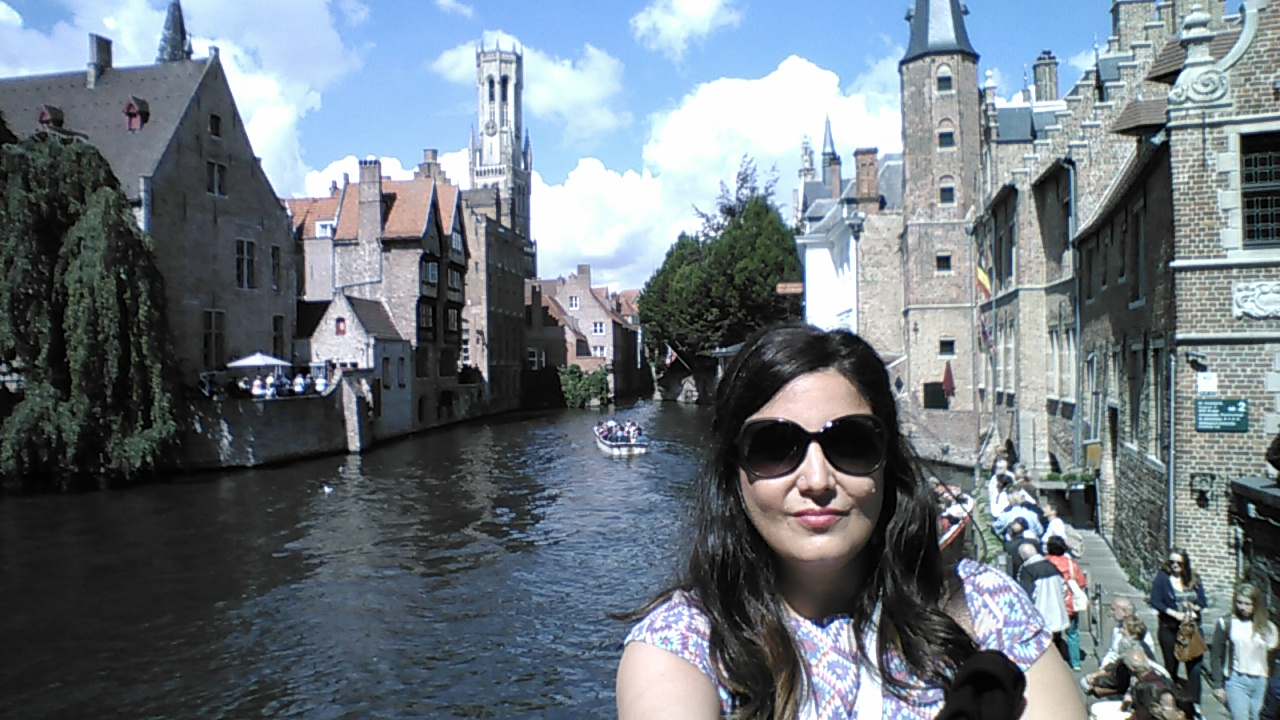 Viajes para 2018. Palo en Flandes