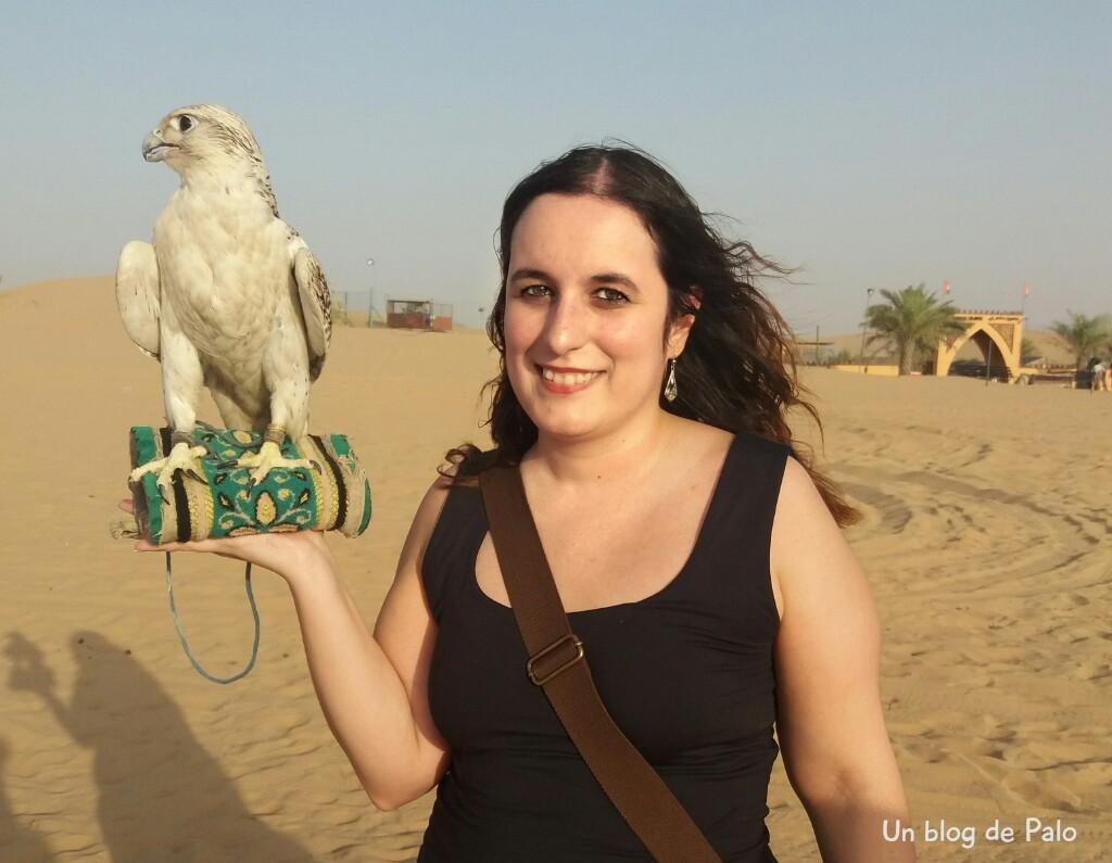 Miriam en el desierto