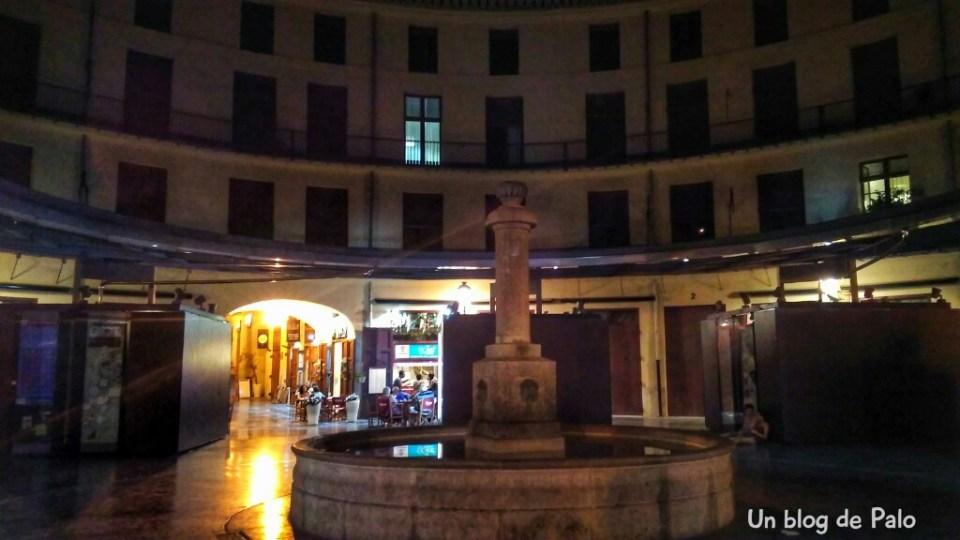 Plaza Redonda, Valencia