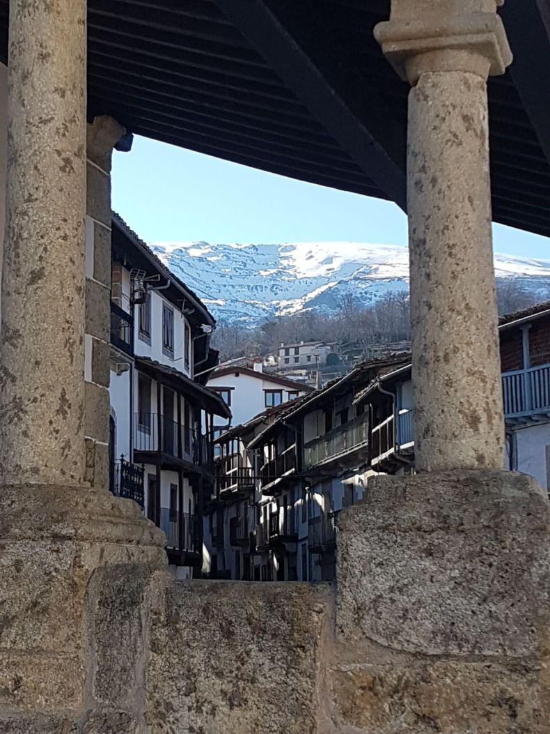 Vistas de Candelario, Foto: El Viaje de Sofi
