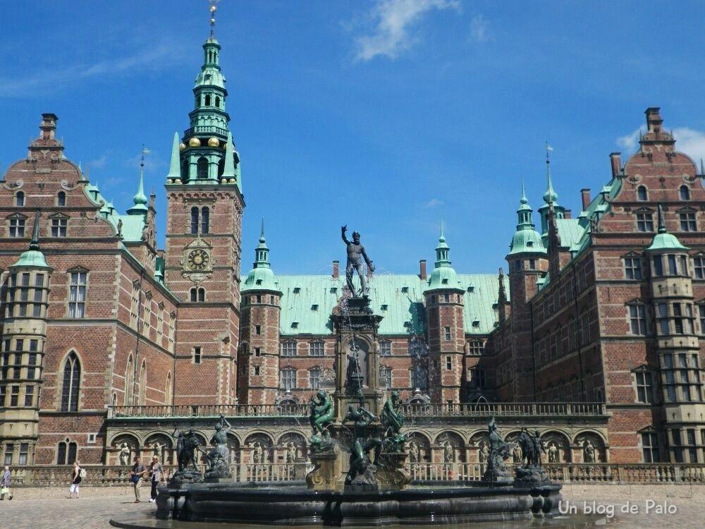 Castillo Frederiksborg
