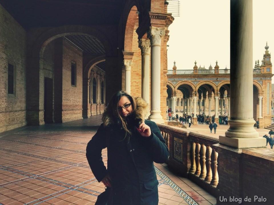 Mon en Sevilla en tono friki