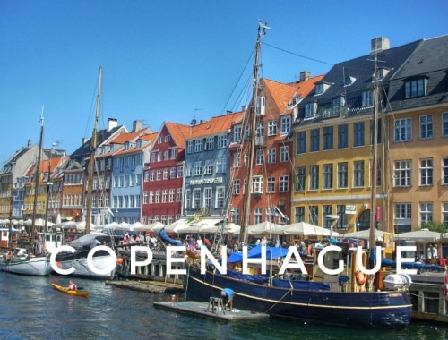 Ruta por Copenhague y sus castillos