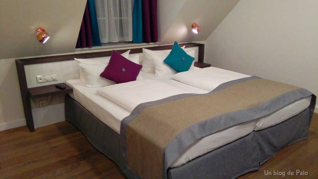 Hotel Elch habitación