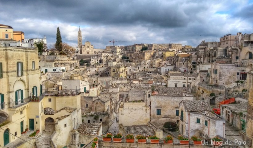 Ciudades Matera que visitar