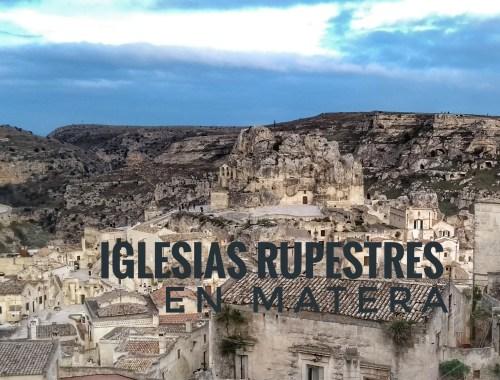 Que ver en Matera