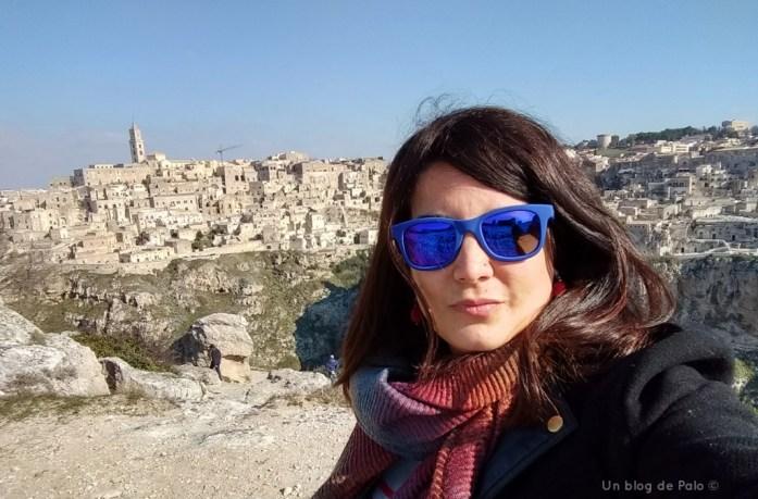 Palo en La Murgia con vistas a Matera