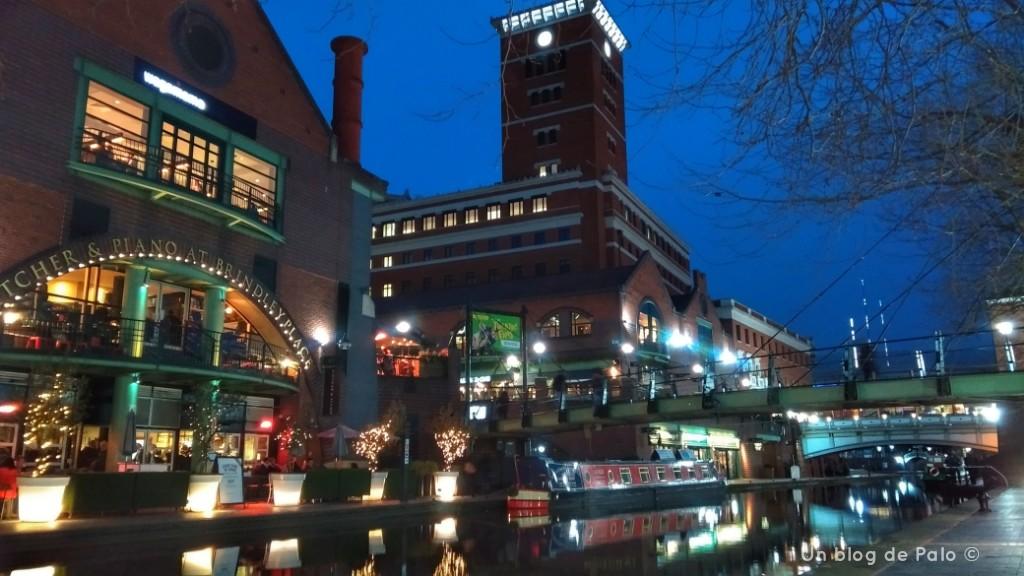 Los canales de Birmingham