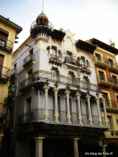 La famosa Casa el Torico en Teruel