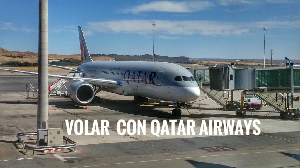 Volar con Qatar Airways lujo a buen precio