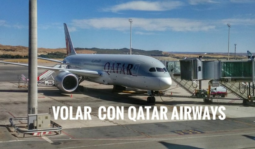 Volar con Qatar Airways