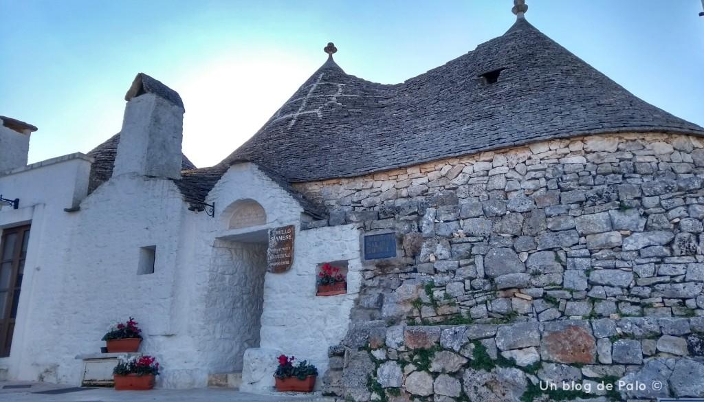 El trullo siamese de Alberobello