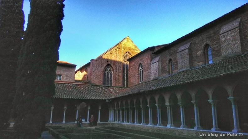 Claustro de los Jacobinos de Toulouse
