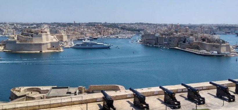 El Gran Puerto y las Tres Ciudades