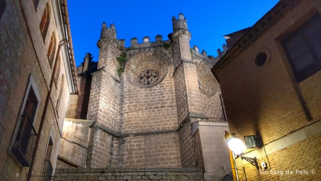 Paseo nocturno Toledo mágico