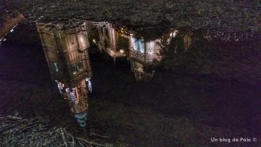 El reflejo de la Catedral de Toledo