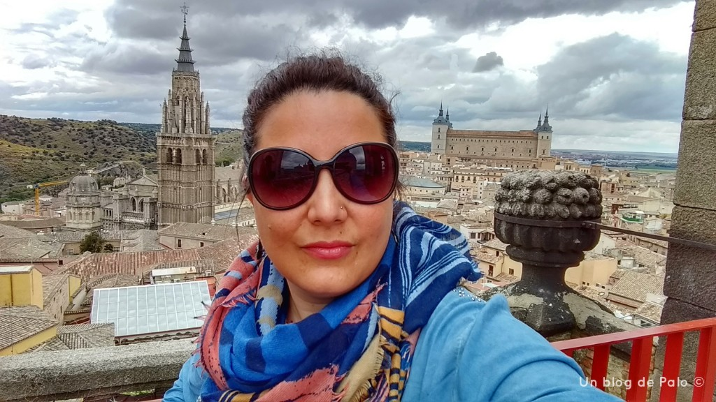Vistas de Toledo desde el Colegio de los Jesuitas