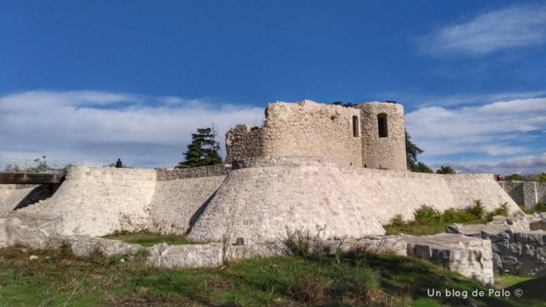 EL Castillo de la Alameda de Madrid