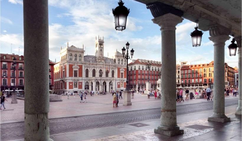 Restaurantes en Valladolid - tapas y pinchos Plaza Mayor de Valladolid