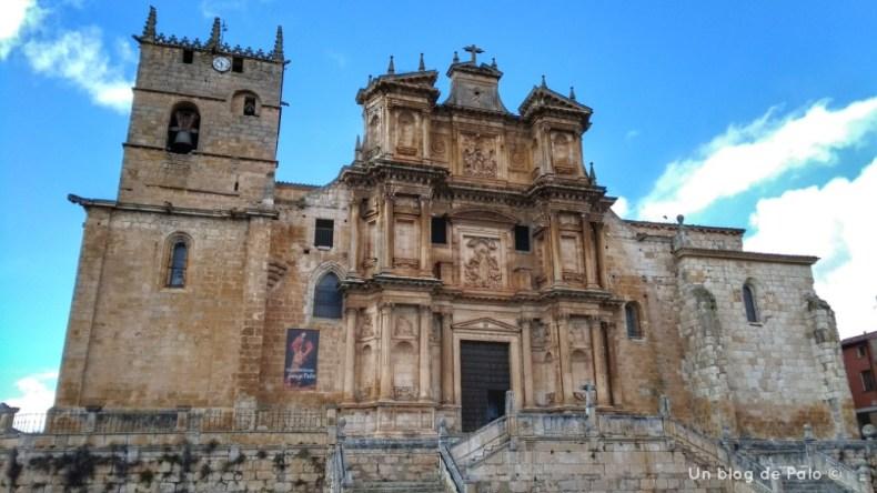 Iglesia parroquial de Gumiel de Izán