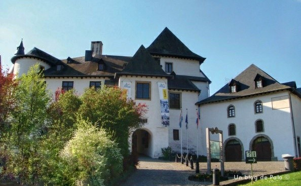 Castillo de Clervaux en Luxemburgo