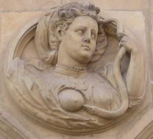 Cleopatra en el Palacio de la Salina