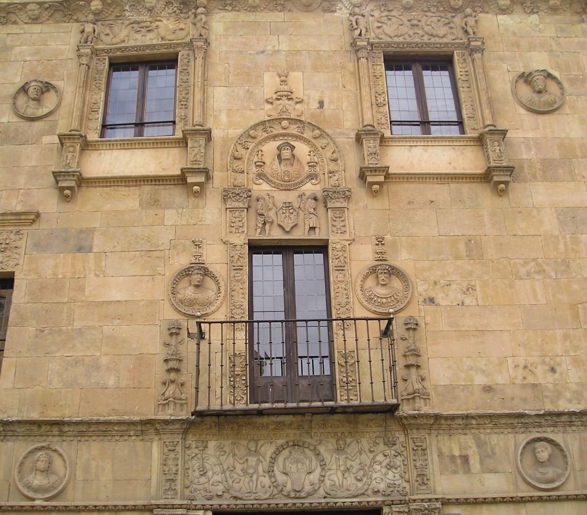 Casa de las Muertes en Salamanca
