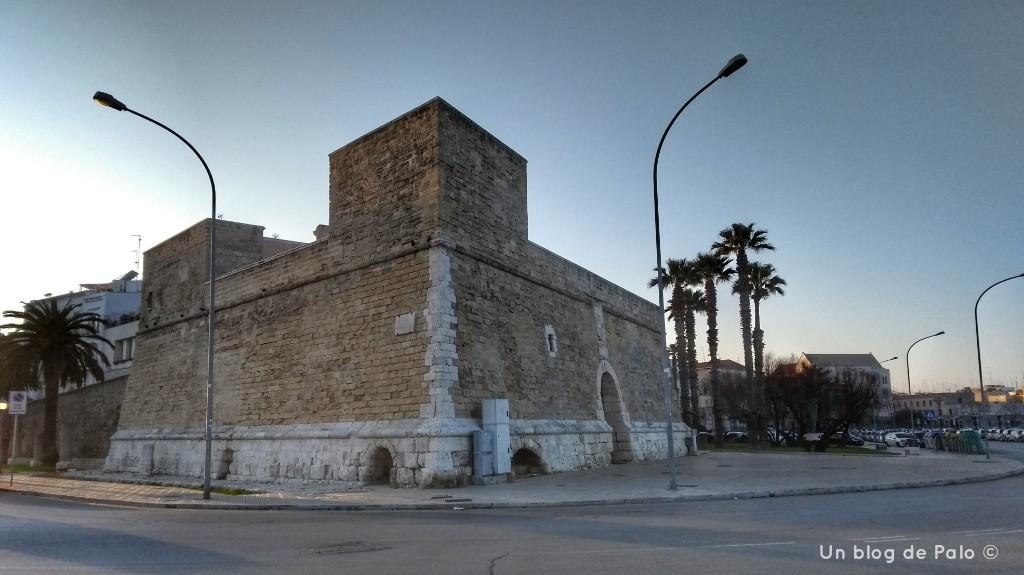 Fortino di Sant'Antonio en Bari