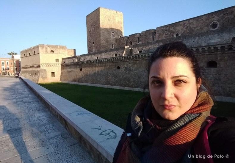 Castillo Svevo en Bari