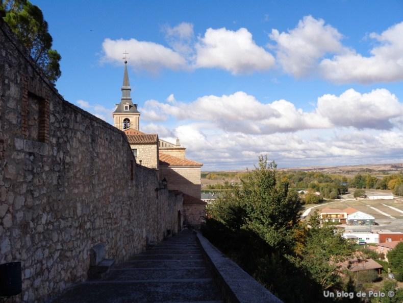 Vistas Palacio Ducal Lerma