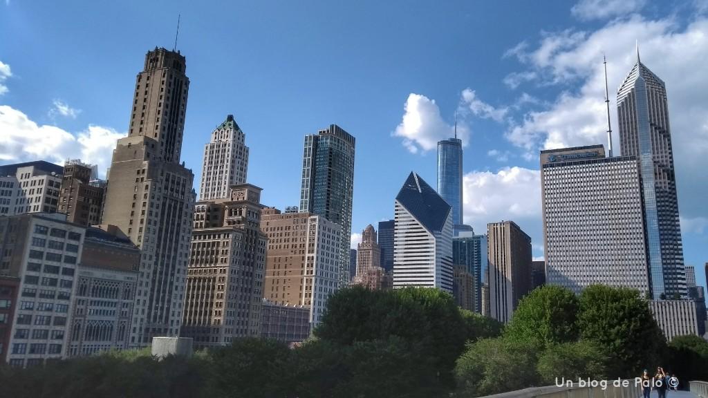 Viajar a Chicago