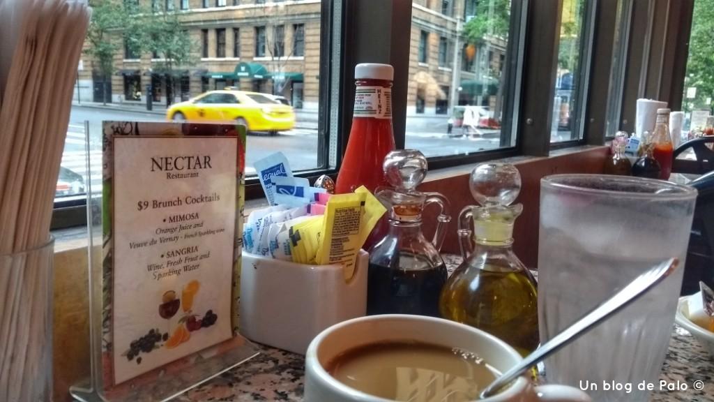 Desayuno en el Upper East Side