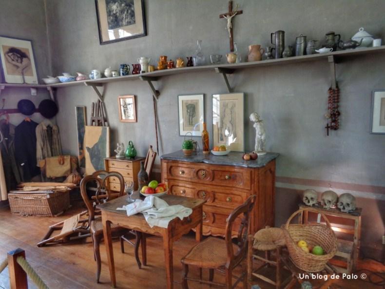 El taller de Cezanne una de las mejores propuestas en Aix