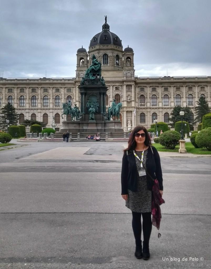 Paseando por Viena con la Vienna Pass al cuello