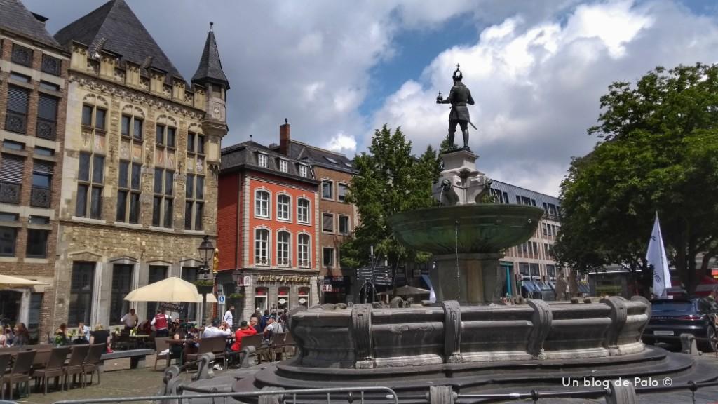 Marktplaz Aachen