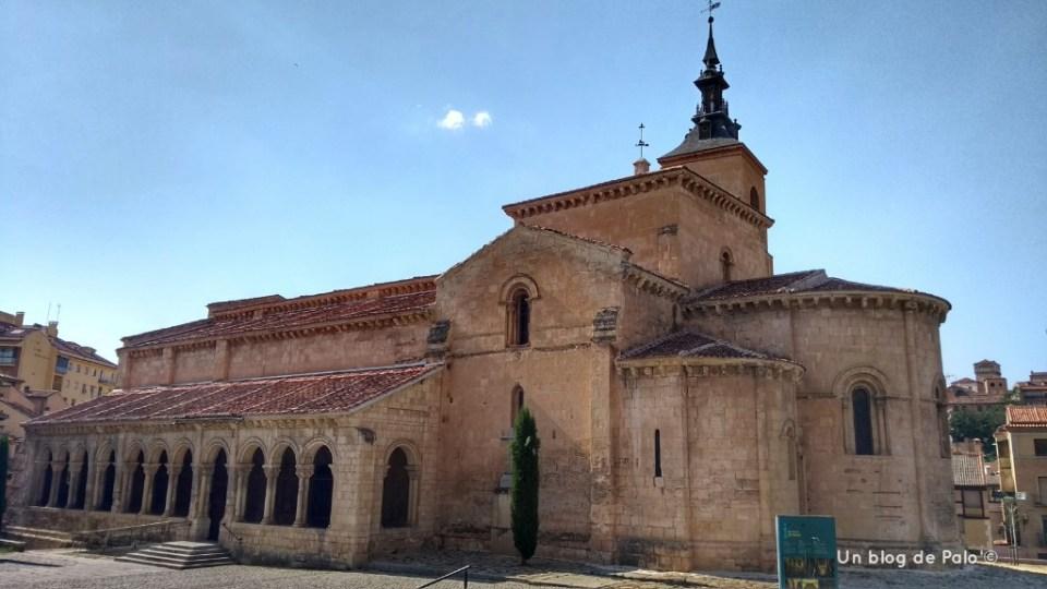 Iglesia de San Millán en Segovia