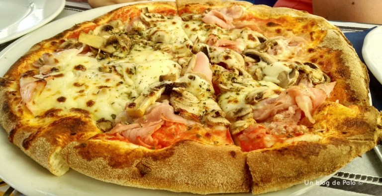 Pizzerias en Pavia