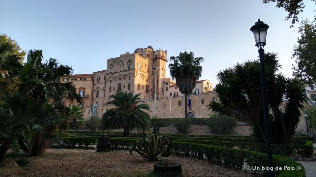 Palacio Real en Palermo